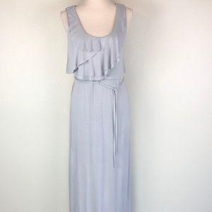 Calvin Klein Sleeveless Maxi Dress NWOT